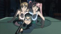 high school of the dead fan service gif School Of The Dead, High School, Anime Reviews, Fan Service, Anime Shows, All About Time, Things To Come, Gifs, Art
