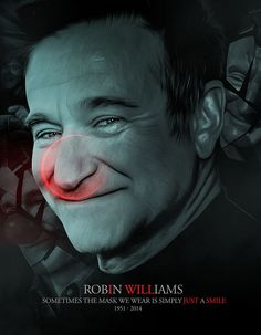 The 25 most touching and creative Robin Williams tributes I've seen so far - Blog of Francesco Mugnai