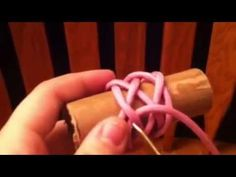 A brief tutorial on how to tie a 5 lead 4 bight Turk head knot.