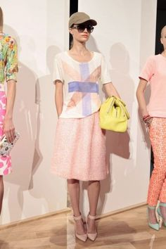 J.Crew Spring Summer Ready To Wear 2013 New York
