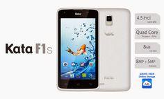 Inti Telekomunikasi: KATA F1S, Smartphone Handal Dengan Kamera Depan 5M...