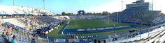 """MTSU - Middle Tennessee State Blue Raiders Football Team - Johnny """"Red"""" Floyd Stadium"""