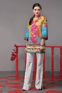 Ethnic Ancient Artistry Festive 2017 - Original Online Shopping Store Whatsapp: 00923452355358 Website: www. Pakistani Casual Wear, Pakistani Wedding Outfits, Pakistani Bridal Wear, Pakistani Dress Design, Stylish Dress Designs, Stylish Dresses, Fashion Pants, Fashion Outfits, Dress Fashion