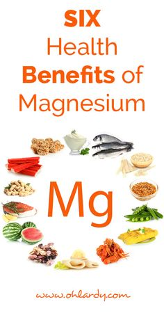 Six benefits of Magnesium - ohlardy.com- one is relief from heart palpatations and better sleep. Epsom salt baths work for me.
