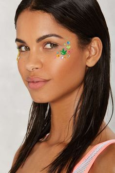 Wicked Hippie Munchies Pack Face Jewels | Shop Accessories at Nasty Gal!
