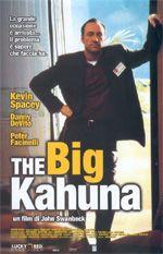 Il Big Kahuna è il grande colpo, la grande vendita.
