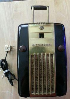 Westinghouse Refrigerator Radio H- 126