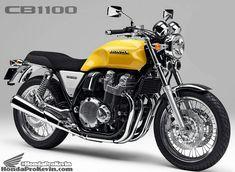Honda CB1100 Custom Concept | 2016 = Back to the USA? | Honda-Pro Kevin