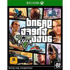 Медиа Grand Theft Auto V