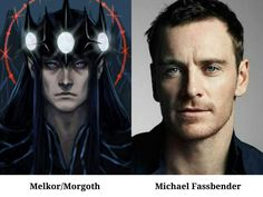 Silmarillion fancast: Watch video on YouTube! The Silmarillion (Quenta Silmarillion) J.R.R. Tolkien - A Dream Cast List 2016 | Link: https://m.youtube.com/watch?v=KdtNWPpw14Q | Only can be viewed on your PC/laptop not on your mobile device (smartphone/tablet)