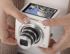 Canon Powershot N Camera #Gadgets #Photography #Camera