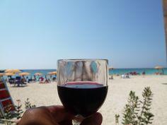 """Pranzo, """"Lido Burrone""""(Spiaggia) Favignana, Isole Egadi Sicilia"""