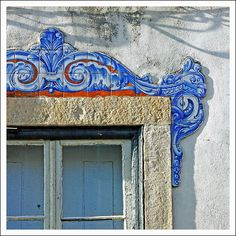 diane likes art — travelingcolors:   Lisbon window detail | Portugal...