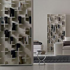 Ein sonderbares Bücher Regal von Nendo für Conde House  - #Möbel