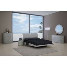 Largest Bedroom Sets collection: The Moonlight Collection captures the essence of a minimalism beauty. With touch of elegance, the Moonlight Bedroom Set by Creative Furniture is a piece not yet seen u Classic Furniture, White Furniture, Unique Furniture, Cheap Furniture, Victorian Furniture, Urban Furniture, Street Furniture, Distressed Furniture, French Furniture