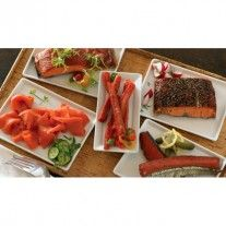 Smoked Wild Salmon Sampler