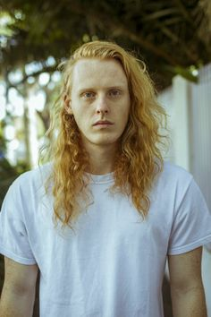 people 2 Ginger Boy, Ginger Hair, Boys Long Hairstyles, Long Hair Styles, People, Google Search, Red Hair Color, Long Hair Hairdos, Red Heads