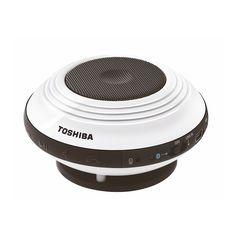 TOSHIBA TY-SP1 beli bluetooth zvučnik - preview slika 0