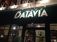 Batavia Cafe Indonesia