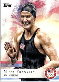 2012 Topps US Olympic Team #59 Missy Franklin Swimming ENCASED U.S. Olympic Trading Card! by Topps US Olympic Hopefuls. $5.95. 2012 Topps US Olympic Team #59 Missy Franklin Swimming ENCASED U.S. Olympic Trading Card!