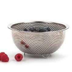 RSVP Endurance Precision Pierced Stainless Steel Berry Colander...  Amazon.com    ~XOX  #MaMasKitchenWishes