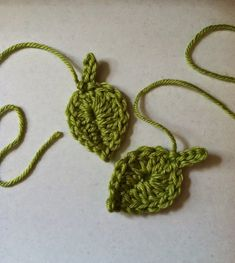 Crochet Leaves Free Pattern Lakeview Cottage Kids A Little Leaf Free Crochet Leaf Crochet Leaf Free Pattern, Crochet Leaves, Love Crochet, Beautiful Crochet, Easy Crochet, Crochet Flowers, Crochet Hooks, Crochet Fall, Crochet Appliques