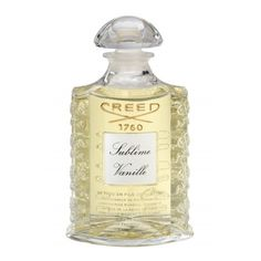 Creed Sublime Vanille $575.00 Of course I would want the most expensive one! Ugh.... #Perfume #Creed #Expensive