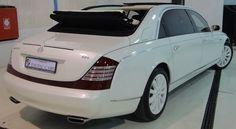 2009 Maybach 62 S Landaulet £900,000