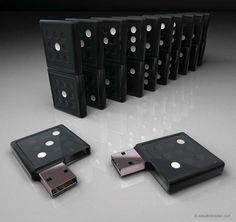 Domino USB Stick