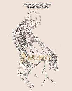 Es como si estuvieras aquí, dentro de mí, carcomiéndome con tus recuerdos y tú risa sexy.