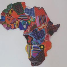 Large Africa. Any Africa's can be custom made