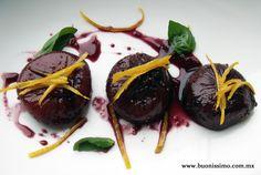Higos pochados en vino tinto #dulce #buonissimomexico #chalupinski
