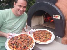 You may have seen Paul Mercurio most recently on his popular TV series Mercurio's Menu in which he travels Australia sampling, and cooking w. Wood Fired Oven, Wood Fired Pizza, Pizza Oven For Sale, Woodfired Pizza Oven, Commercial Pizza Oven, Fire Pizza, What To Cook, Different Recipes, Us Foods
