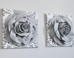 DIY Large Felt Rose with BONUS Pillow PDF Pattern Tutorial