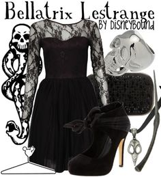 Bellatrix Lestrange (Harry Potter)
