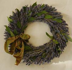 lavender wearth