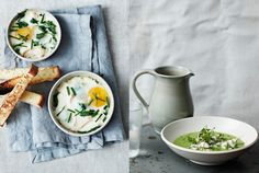 Sunday Brunch, for Copenhagen Food, photo by Ditte Isager. #food, #photography, #styling