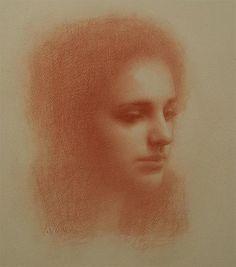 Susan Lyon portraits drawings and paintings