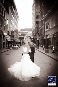 Wedding Portraits at The Society Room, Hartford, CT Wedding Photography