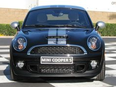 We love this #MINI #Coupe!