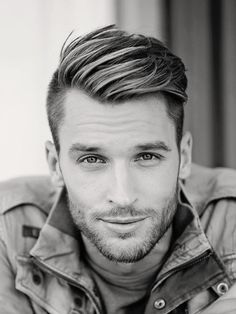 These are the very best beard styles include short groomed beards and also complete bushy ones. Take a look at these images of beard styles for men who are looking for some motivation on exactly how to shape their facial hair. Side Part Hairstyles, Undercut Hairstyles, Boy Hairstyles, Trendy Hairstyles, Men Undercut, Hairstyle Ideas, Undercut Styles, Short Undercut, Pompadour Hairstyle
