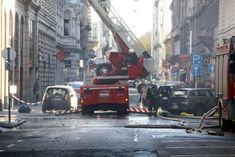 Hatalmas a káosz: négyemeletes társasház áll lángokban a fővárosban - fotók   blikk.hu