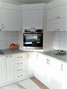 Bath room layout design kitchen cabinets New ideas Kitchen Room Design, Modern Kitchen Design, Home Decor Kitchen, Interior Design Kitchen, Kitchen Furniture, Home Kitchens, Small Kitchen Cabinet Design, Furniture Ideas, Kitchen Ideas