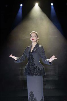 """Bettina Mönch spielt ab 15. Oktober 2016 """"Eva Perón"""" im Ronacher in Wien. (c) VBW/Herwig Prammer Theatre, Musicals, Broadway, Concert, My Love, Products, Eva Peron, October, Theatres"""