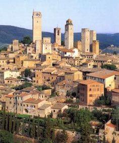 San Giminiano -