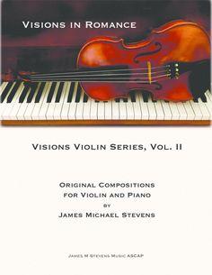 Violin Visions Series Vol. II -