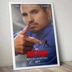 Conheça nosso site, você vai adorar!  Mercado Livre: http://produto.mercadolivre.com.br/MLB-819177059-poster-quadro-filme-homem-formiga-ant-man-2015-40x60cm-_JM  Elo 7: http://www.elo7.com.br/poster-homem-formiga-ant-man-2015/dp/83D124  #homemformiga #antman #filme #ação #poster #cartaz #quadros #quadro #molduras #moldura #posters #poster #minimalista #minimalismo #designer #decoração #decoracao#decor #design #arte #bonito #designdeinteriores #posterart #parede #posteron