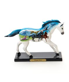 Take a look at this Dream Horse Horse Figurine by The Trail of Painted Ponies on #zulily today!