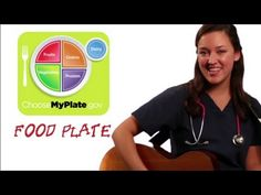 Great MyPlate Song. Students thought it was corny but I later caught them singing it so it was a success!