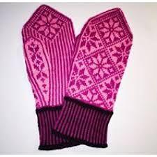 Ravelry: Karivotten pattern by Lill C. Fingerless Mittens, Knit Mittens, Mitten Gloves, Mittens Pattern, Cardigan Pattern, Norwegian Knitting, Wrist Warmers, Needle And Thread, Creative Inspiration